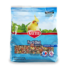 Kaytee FORTI Diet Pro Health Bird Food for Cockatiels