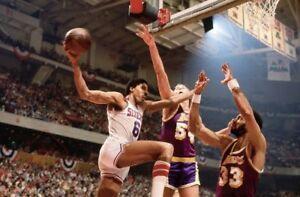 DR J JULIUS ERVING Poster Print 2 feet x 3 feet B NBA BASKETBALL POSTER