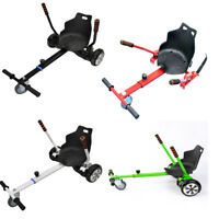 Adjustable Balance Scooter Hover kart Attachment Go Kart Seat Holder HoverKart