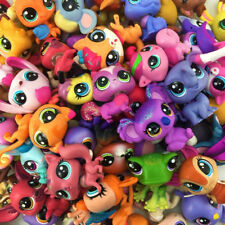 Random Lot 30PCS - Original LPS Littlest Pet Shop Figure Boy Girl Toy Gift