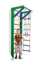 Swedish Ladder Wall bars Climbing Wall Fitness Sport Gymnastic Workout Gym Set