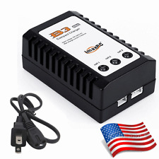 iMaxRC iMax B3 Compact 2S 3S Lipo Balance Battery Charger For RC Helicopter US