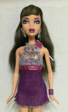 Barbie My Scene Ultra Glam Delancey Doll Highlighted Hair Rare