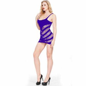 Women Diverse Sexy Lingerie Lace Dress G-string Underwear Babydoll Sleepwear Set