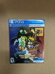 Persona Dancing Endless Night Collection PS4 PlayStation 4 Brand New
