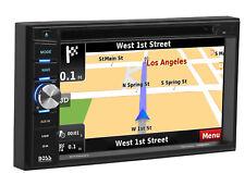 Boss BV960NV Double DIN Bluetooth DVD GPS Navigation Car Stereo 6.2