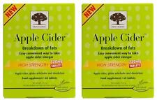 New Nordic Apple Cider High Strength - 60 Tablets (Pack of 2)