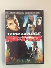 Tom Cruse Mission Impossible III  dvd
