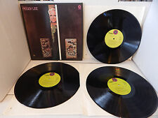 PEGGY LEE 3 LP BOX SET 1970 STCL-576 Capitol Green Labels EXC beautiful!
