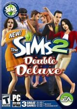 Sims 2 Double Deluxe - Includes Nightlife AND Celebration Stuff - Computer Game