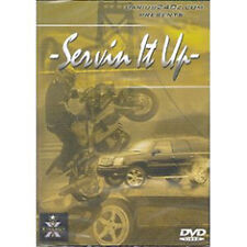 DVD:SERVIN IT UP - NEW Region 2 UK