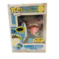 Summer Stitch Scented Funko Pop Disney #636 Hot Topic Exclusive