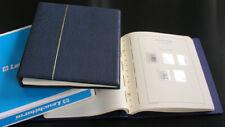 LEUCHTTURM SF Vordruckalbum BRD Bund Eckrand Dauerserien 1959-1994 blauer Schrau