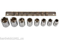 NEW RELEASE SOCKET SET FROM KAMASA TOOLS TAPERED DESIGN TO HOLD SOCKET NO MAGNET