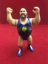 Earthquake, Hasbro WWF, WWE, Wrestler Natural Disasters Action Works! Good Shape