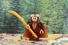 Lego Mini Figure Lord of the Rings Elrond with 2-Sided Head from Set 79006