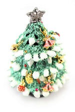 Christmas Tree Jewelry Trinket Box Decoration Ornaments Merry Cute Gift 02028