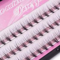 8//12/14mm Curl Natural Individual Cluster Eyelash False Eyelashes Extension SA