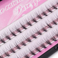 8/10/12/14mm Curl Natural Individual Cluster Eyelash False Eyelashes Extension Y