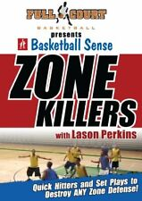 Zone Killers Destroy Zone Defenses Lason Perkins Basketball Coaching Dvd