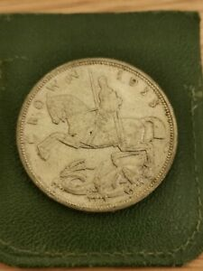 1935 Dancing Horse Silver Crown Coin