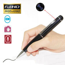 Mini Spy Pen HD 1080P USB Hidden  Video Camera Audio Camcorder DVR Recorder