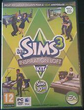 Les Sims 3 inspiration loft kit PC