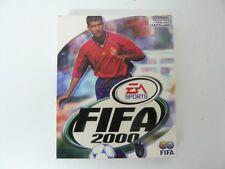 FIFA 2000 - Pep Guardiola / Clásico / Juego PC / Big Box