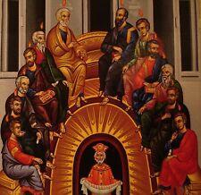 Pentecoste icona apostoli Icon Pentecost IKONA icone Orthodox icone Pentecôte