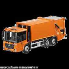 Mercedes Benz Econic Euro 6 Waste Management/Garbage Collection Orange 1:50 New