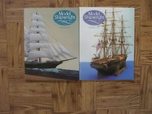 Model Shipwright Journal - Numbers 137 & 138
