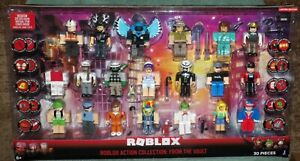 ROBLOX ACTION COLLECTION: FROM THE VAULT WITH 20 EXCLUSIVE VIRTUAL ITEM CODES