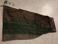 Lawn Boy cloth grass catcher bag M-9088-K-6327 with YKK Zipper