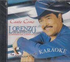 Lorenzo De Monteclaro La Leyenda Viva Karaoke New Sealed