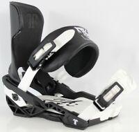 Technine Pro Slugger 2.0 Snowboard Bindings, Mens Large (US 8-12) Black New 2021