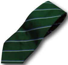 escuela uniforme CORBATAS - Angostas Rayas - tallas de adulto - Muchos COLOR
