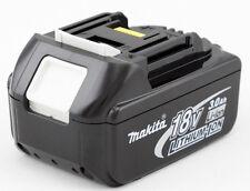 Akku Makita  18 V 3,0 A LiIonen BL 1830  LED Ladestandsanzeige Orginal
