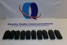 Lot Of 10 Motorola Trbo Xpr6550 450 512 Mhz Uhf Two Way Radios Aah55tdh9la1an