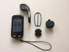 Garmin Edge 1000 GPS Cycle Ordinateur, Vitesse et Cadence capteurs, Bar Mount.