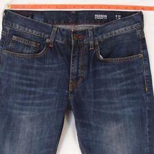Mens Tommy Hilfiger HUDSON Straight Blue Jeans W31 L32