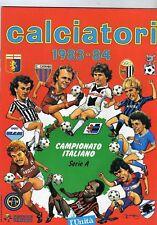 Ristampa Album Calciatori Panini Serie A 1983/1984 L'Unità