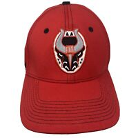 Birmingham Bulls Hockey Mens Fitted A Flex hat Cap Sz XXL