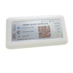 Artnet DMX WLAN Controller H803WF WS2811 WS2812 LED