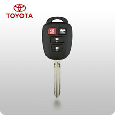 Toyota Camry 2014-2017 4-Button Remote Head Key (H CHIP) HYQ12BDM USA Stock