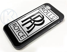 ar0367-Rolls Royce Cars Silver Case cover fits iPhone Apple Samsung Galaxy Plus