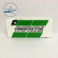 Bear 109 Combination Sharpening Stone Coarse / Fine 25x50x150mm - Butcher/ Knife