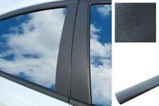 Auto Pellicola Wrap Set in Alluminio Spazzolato Grigio 6x Premium a B C Montante