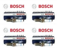 Porsche Cayenne Bosch Spark Plugs 7432 99917023390 Set of 4