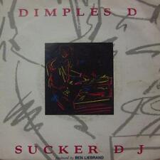"Dimples D(7"" Vinyl P/S)Sucker DJ-FBI-FBI 11-UK-VG/VG"