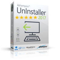 Ashampoo Uninstaller 2017 Remover Full Edition - Windows 7/8/10 Download + Key